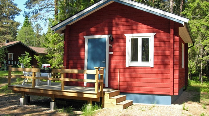Cottage for 2 persons Rista