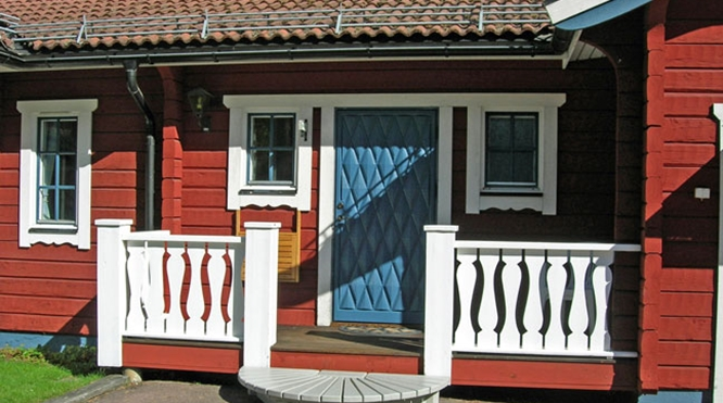 Cottage for 3-4 persons Mockfjärd