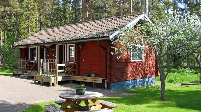Cottage for 6 persons Sifferbo
