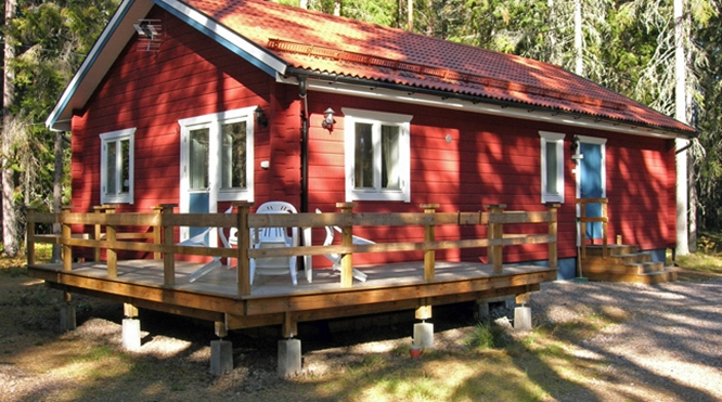 Cottage for 6 persons Djurås